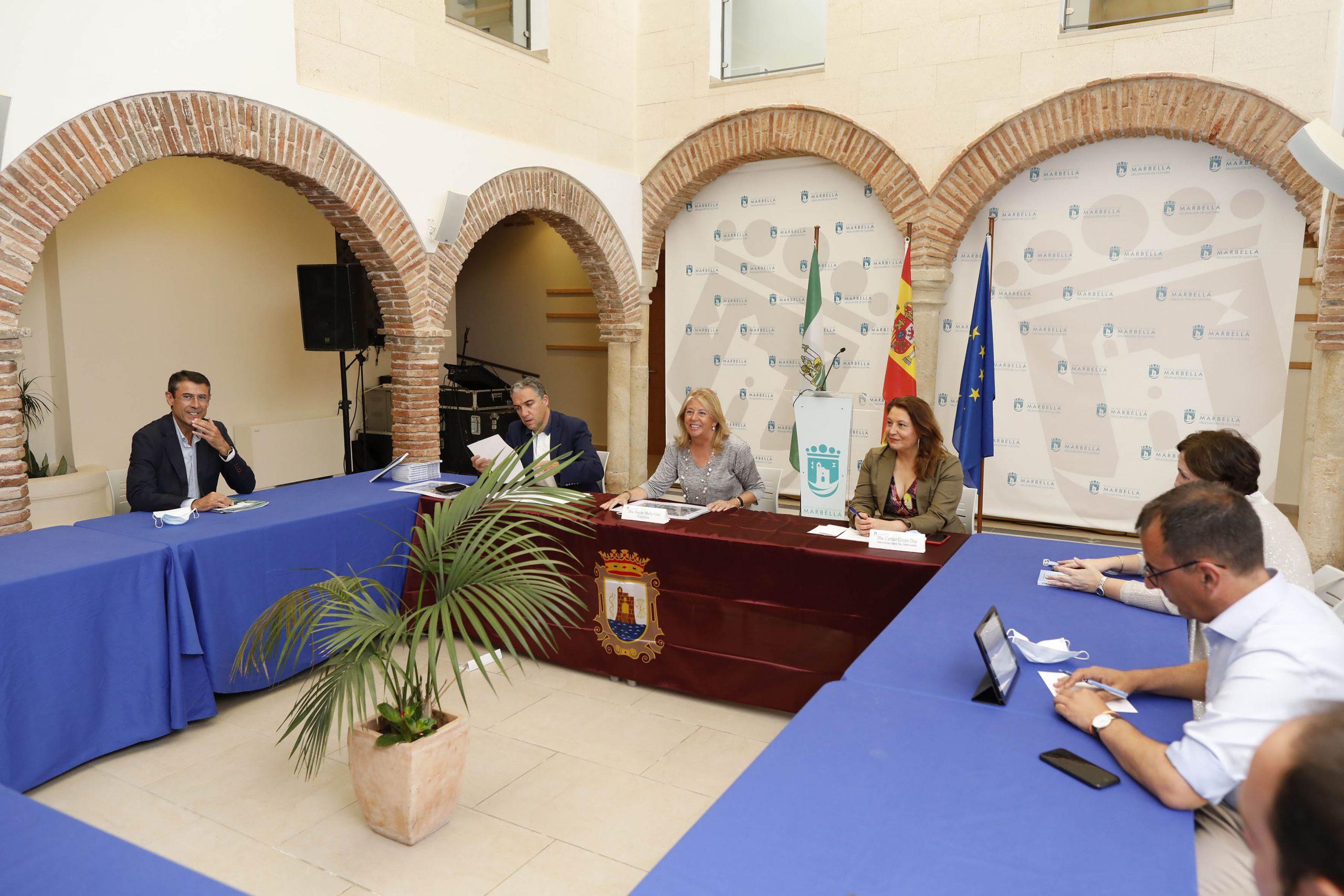 Reforzarán la preservación, divulgación y puesta en valor del sistema dunar de Marbella