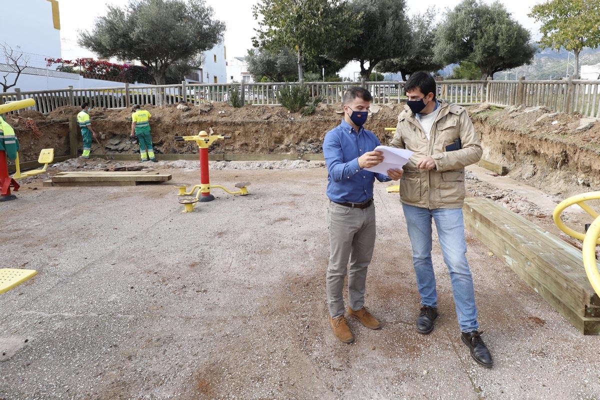 Remodelación integral en el Parque Bello Horizonte