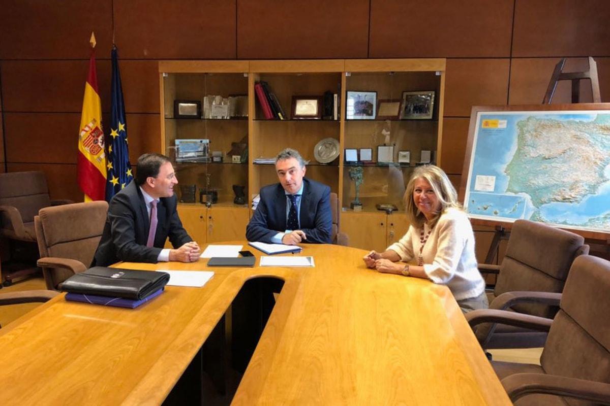 Ministerio de Fomento sacará a exposición pública el próximo mes de febrero el proyecto para la mejora de los principales viales de acceso a la A-7 en la zona de Las Chapas –desde el Arco de Marbella hasta el Hospital Costa del Sol-