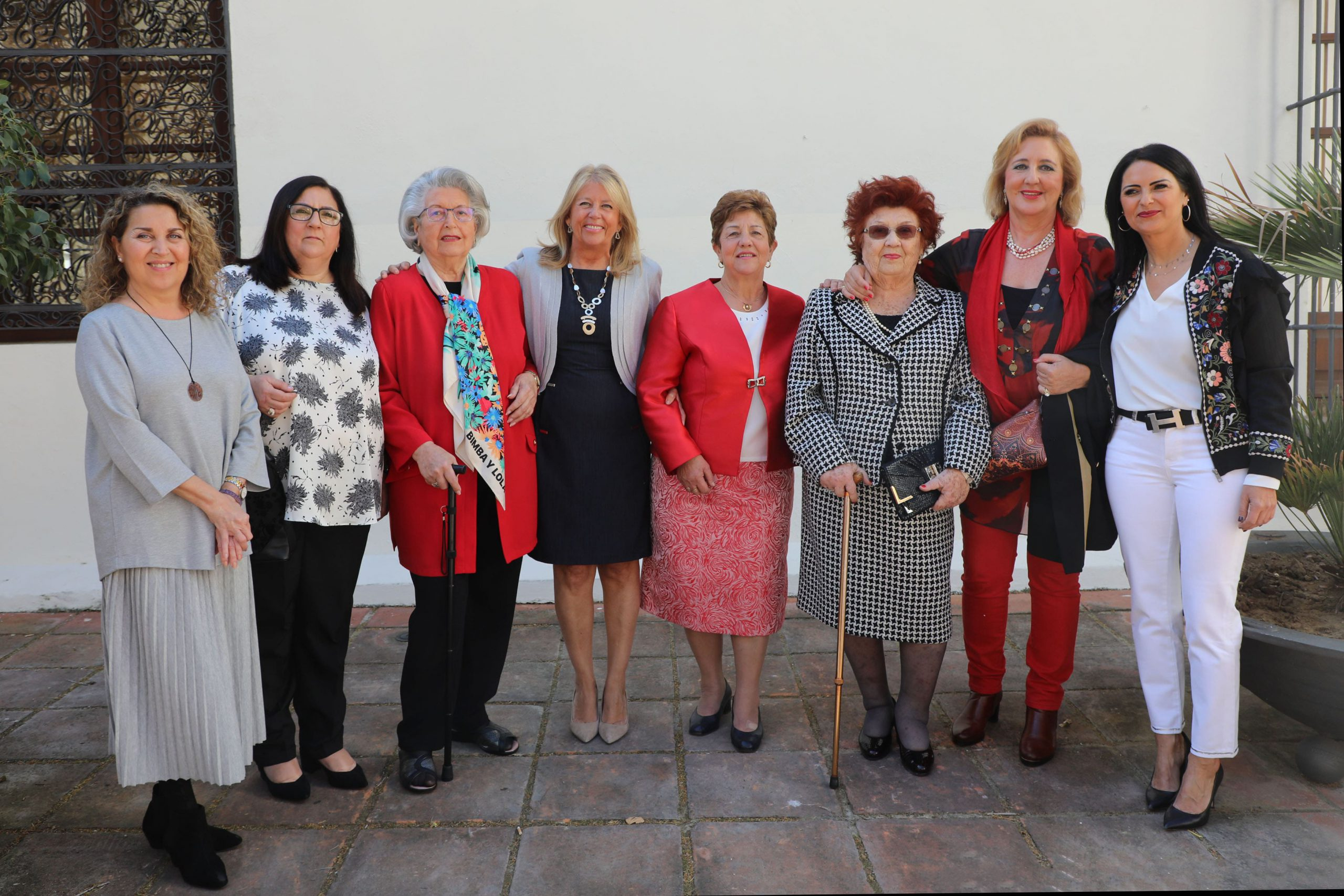 Rinden homenaje a cinco mujeres del municipio en el Día Internacional de las Mujeres