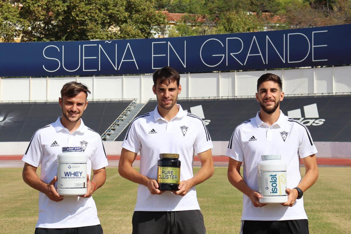 Scientiffic Nutrition, nuevo partner para que el Marbella FC llegue al cielo