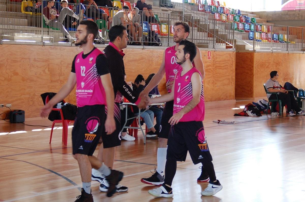 El sénior del Costa Marbella vence y se clasifica para las semifinales de la Copa Federación