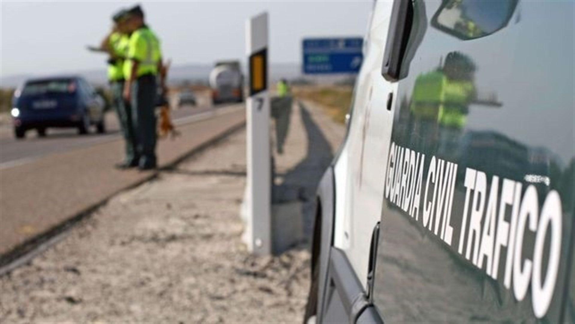 Siete heridos en una colisión múltiple en la A-7 a su paso por Marbella