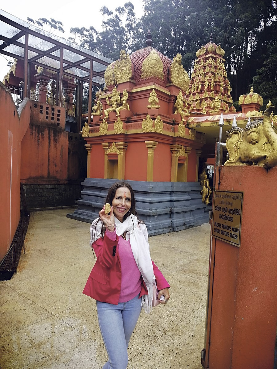 Sri Lanka Ana