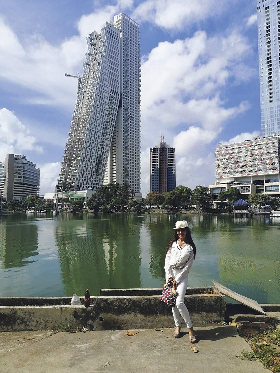 Sri Lanka Rascacielos