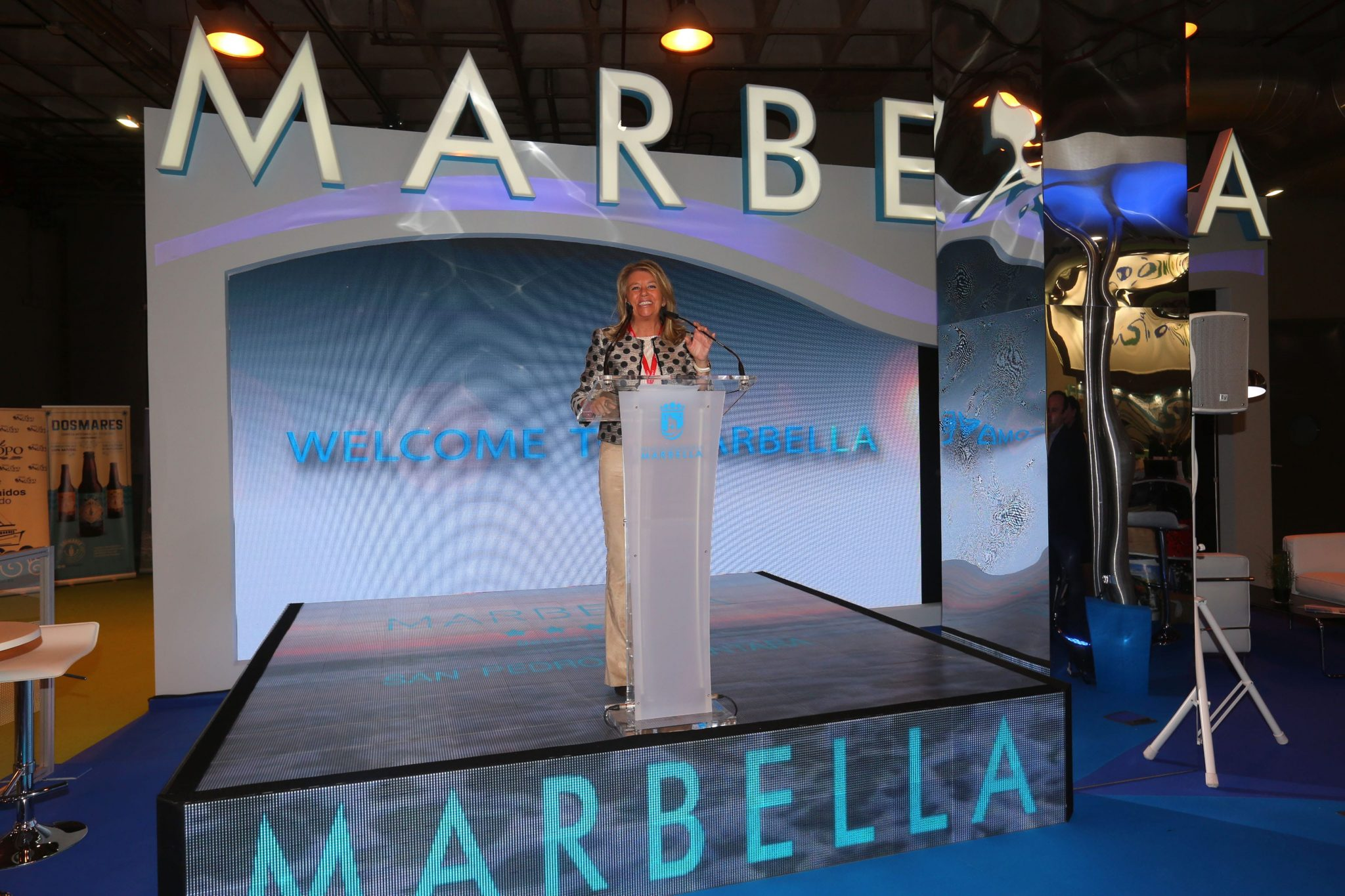 Stand Marbella Fitur 2018
