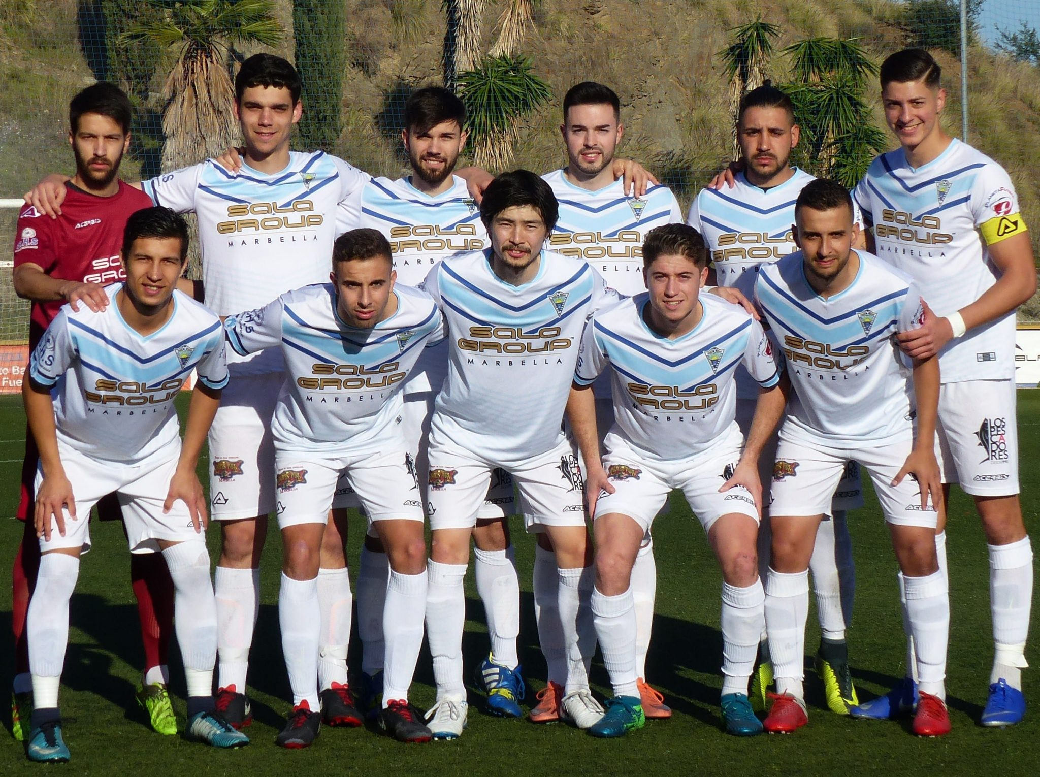 Sufrida victoria del C.D. Atlético Marbella ante el C.D. Campillos (2-1)