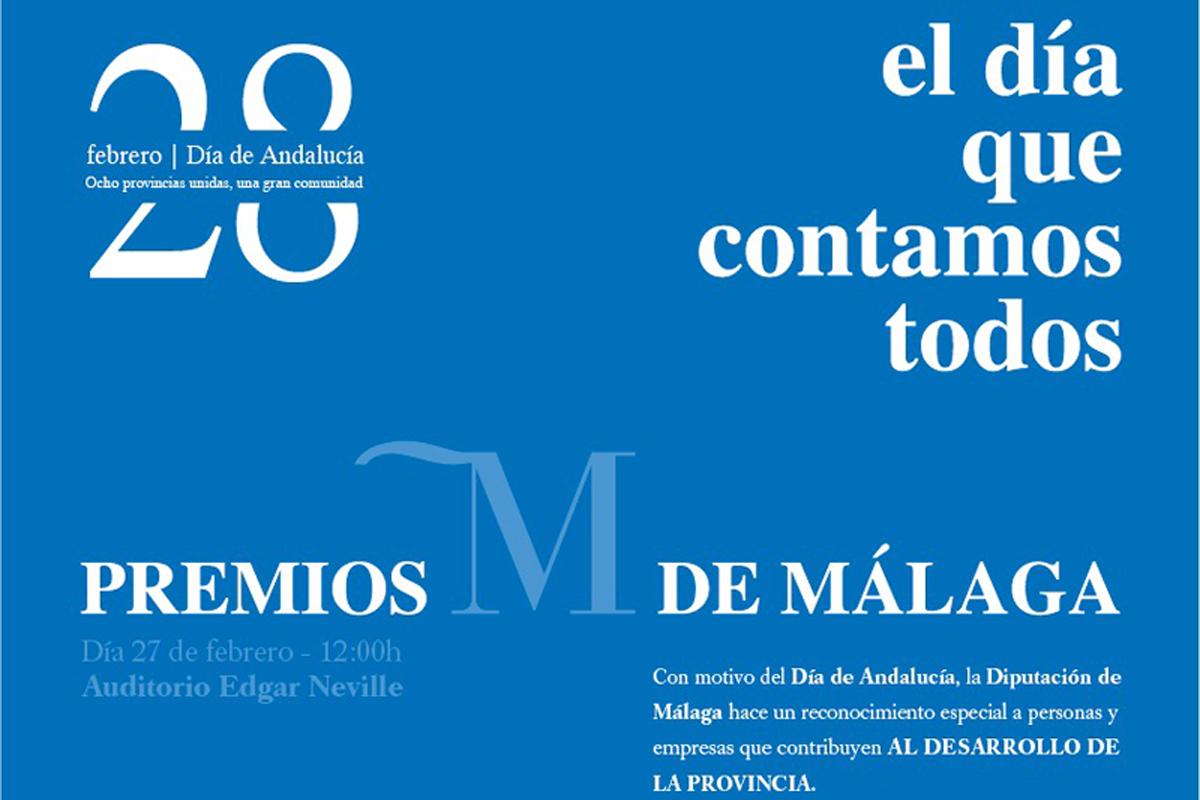Teléfono Esperanza 101 TV Maskom y Nerja Atletismo Premios M de Málaga