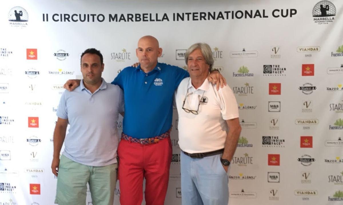 El torneo de golf amateur 'Marbella International Cup' 2018 se celebra del 1 de julio al 25 de agosto