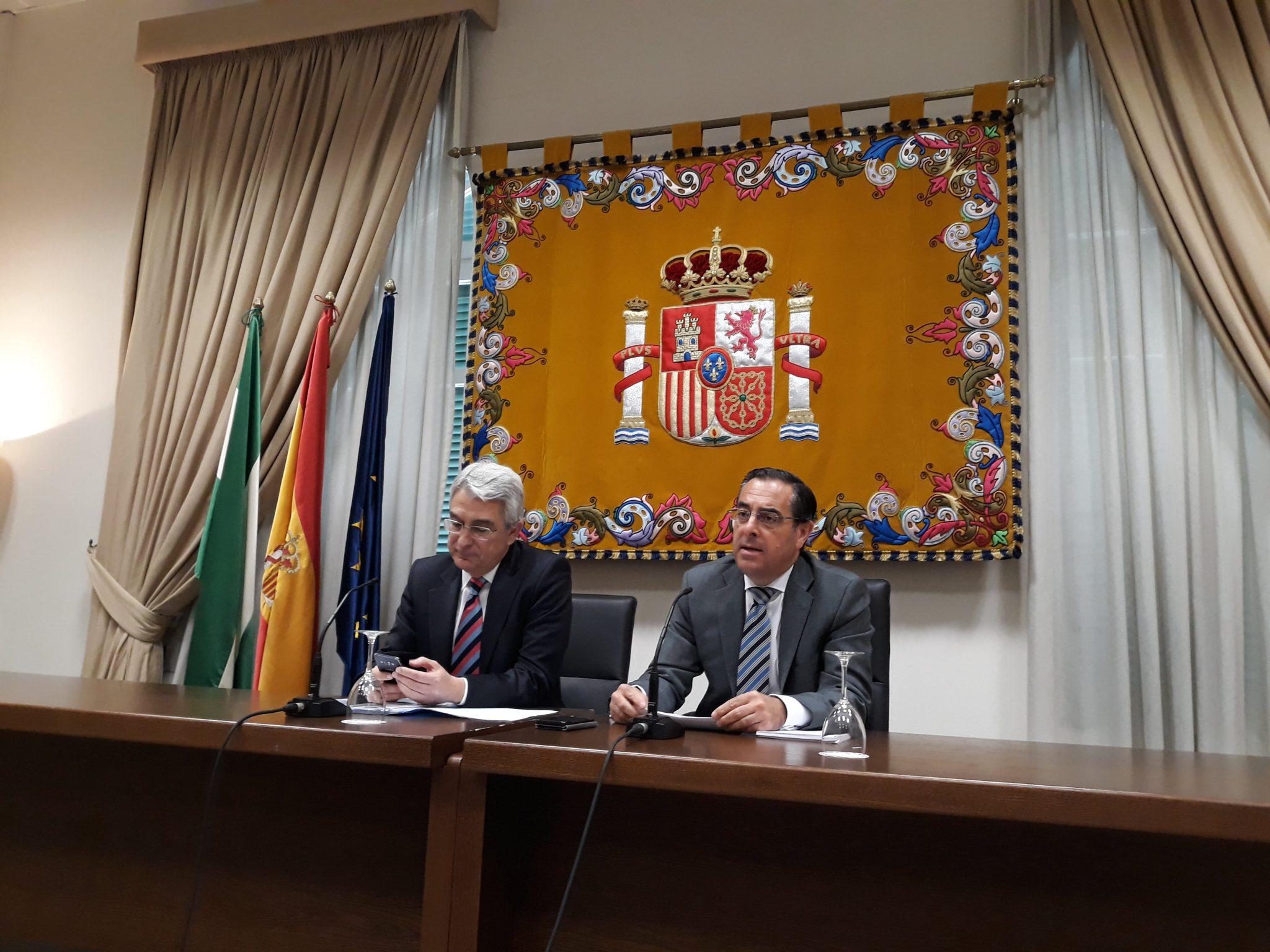 Briones anuncia el inicio de los trabajos de emergencia en las playas de Málaga con un presupuesto de 2,55 millones de euros