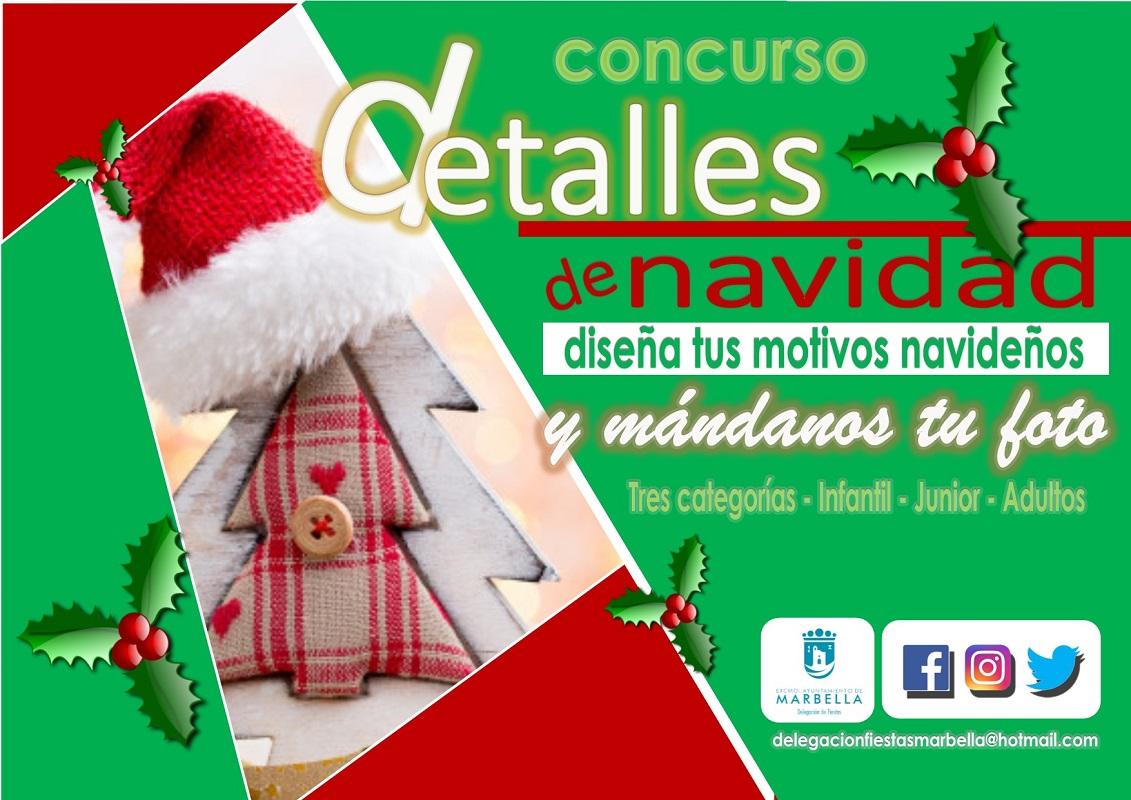 Tres concursos online para la Navidad de Marbella