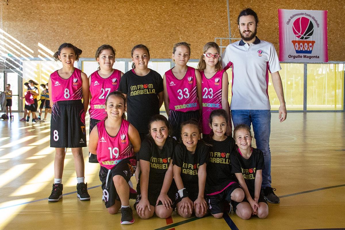 Triunfo para los dos equipos femeninos del Ambassador y Moonz