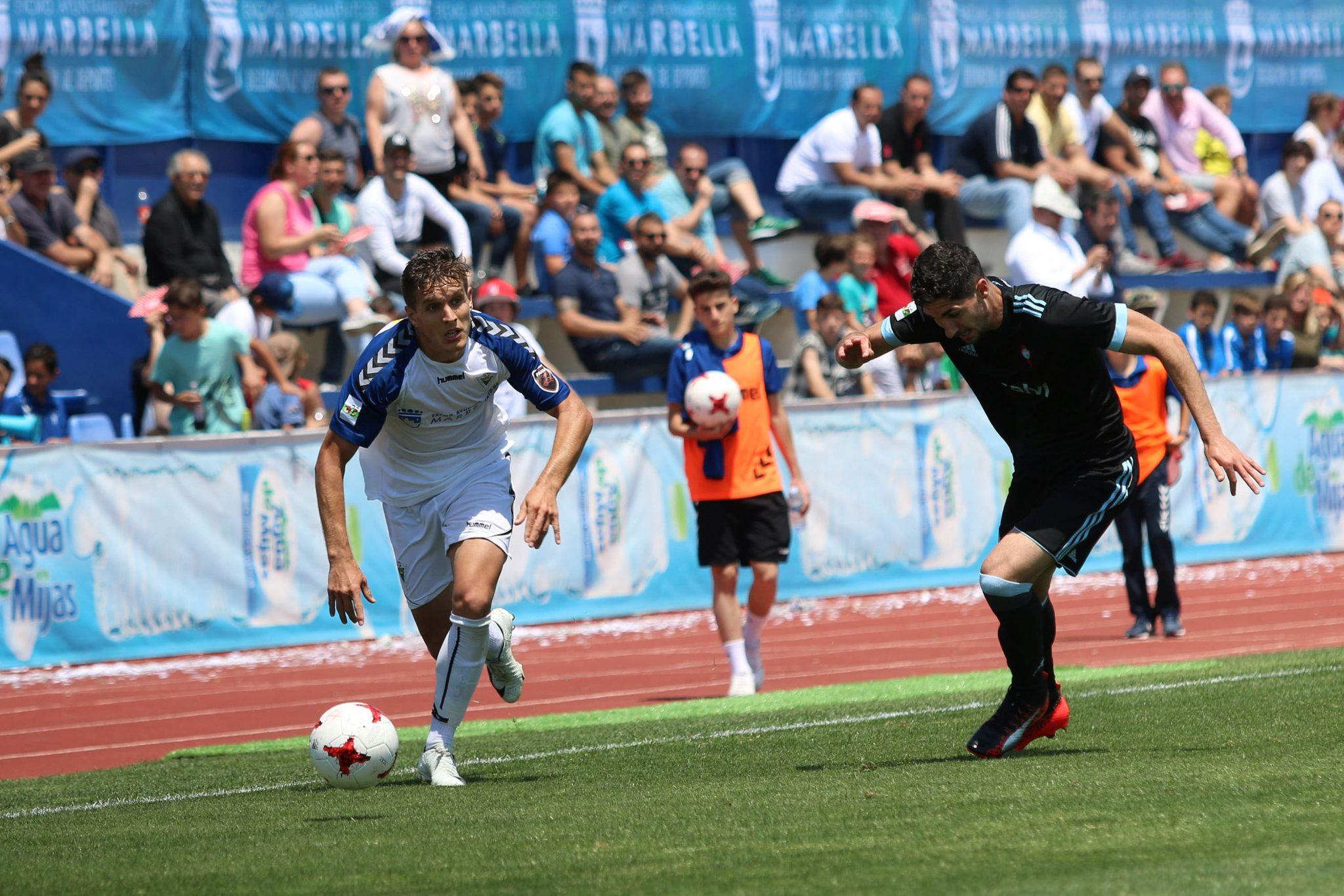 Un gran Marbella FC pierde la carrera por el ascenso debido a los penaltis