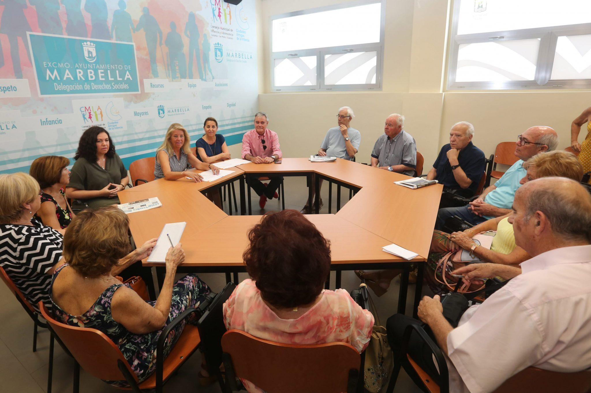 Un millón de euros para mejoras en centros de mayores procedentes de la herencia de una usuaria