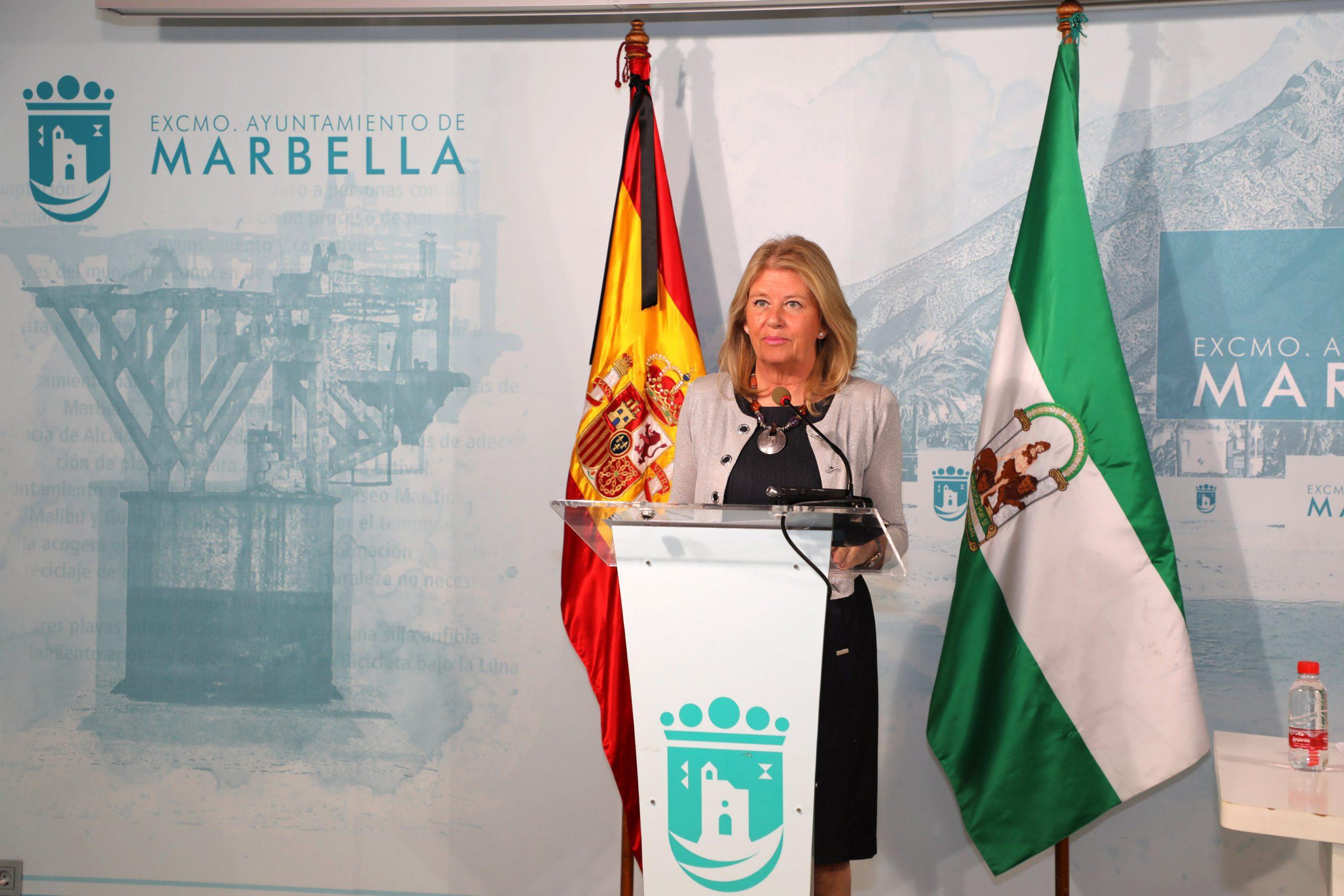 Una sentencia judicial favorable evita a Marbella pagar 23 millones de euros