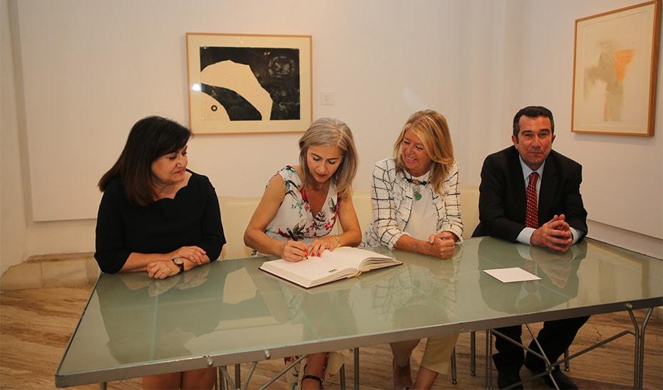 El Ayuntamiento firmará un protocolo de colaboración con la Consejería de Cultura para el fomento y protección del patrimonio histórico de Marbella