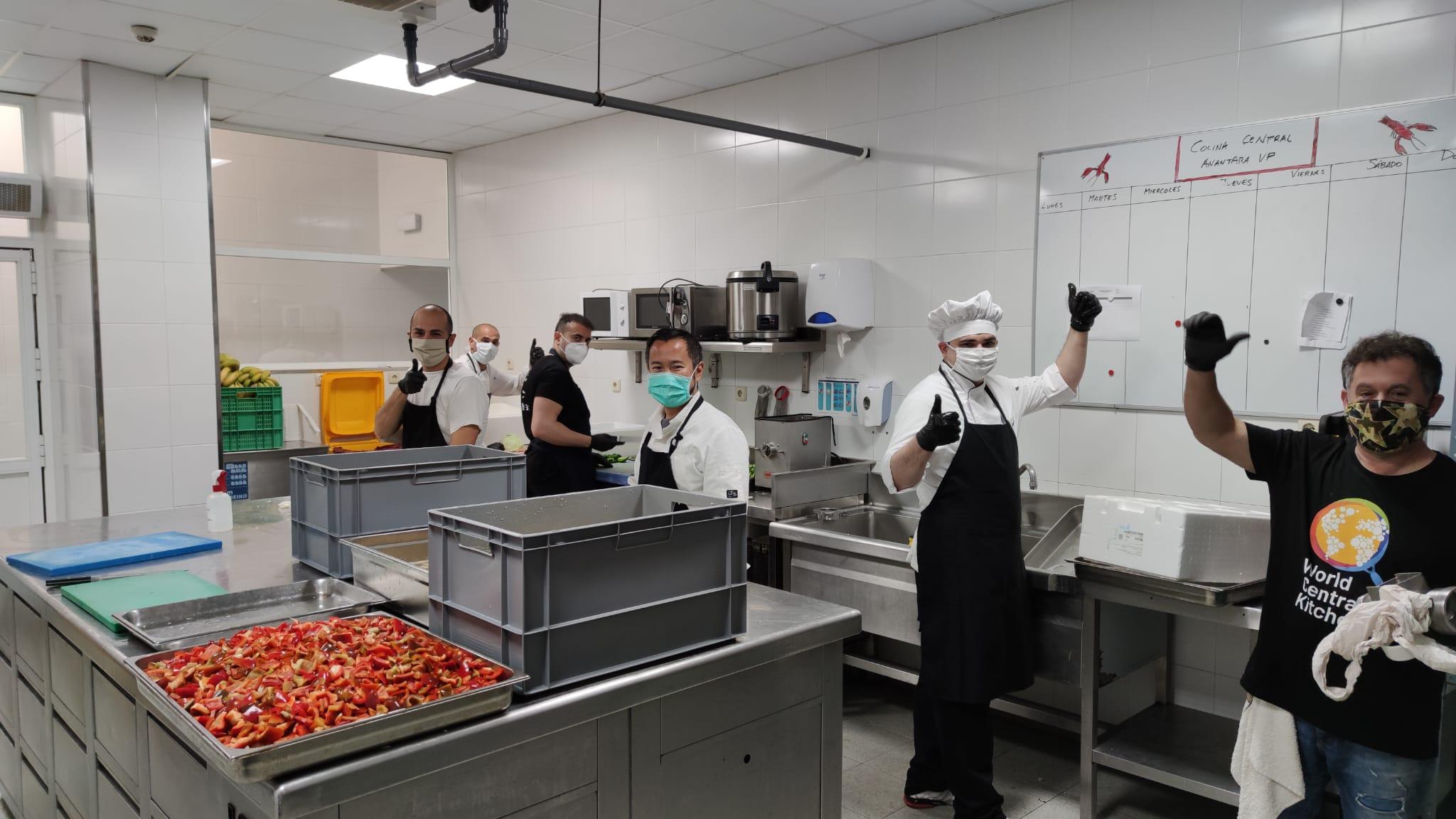 World Travel Kitchen Marbella