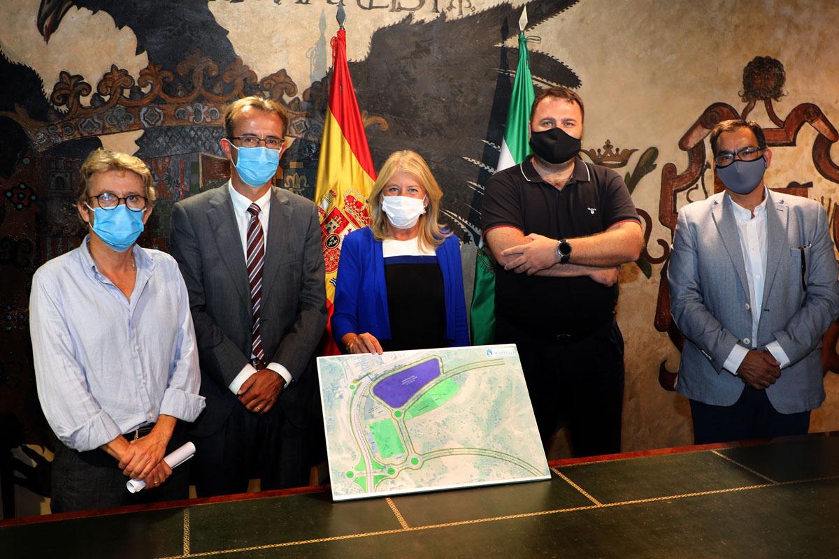 Ya hay parcela para el nuevo Palacio de Justicia de Marbella