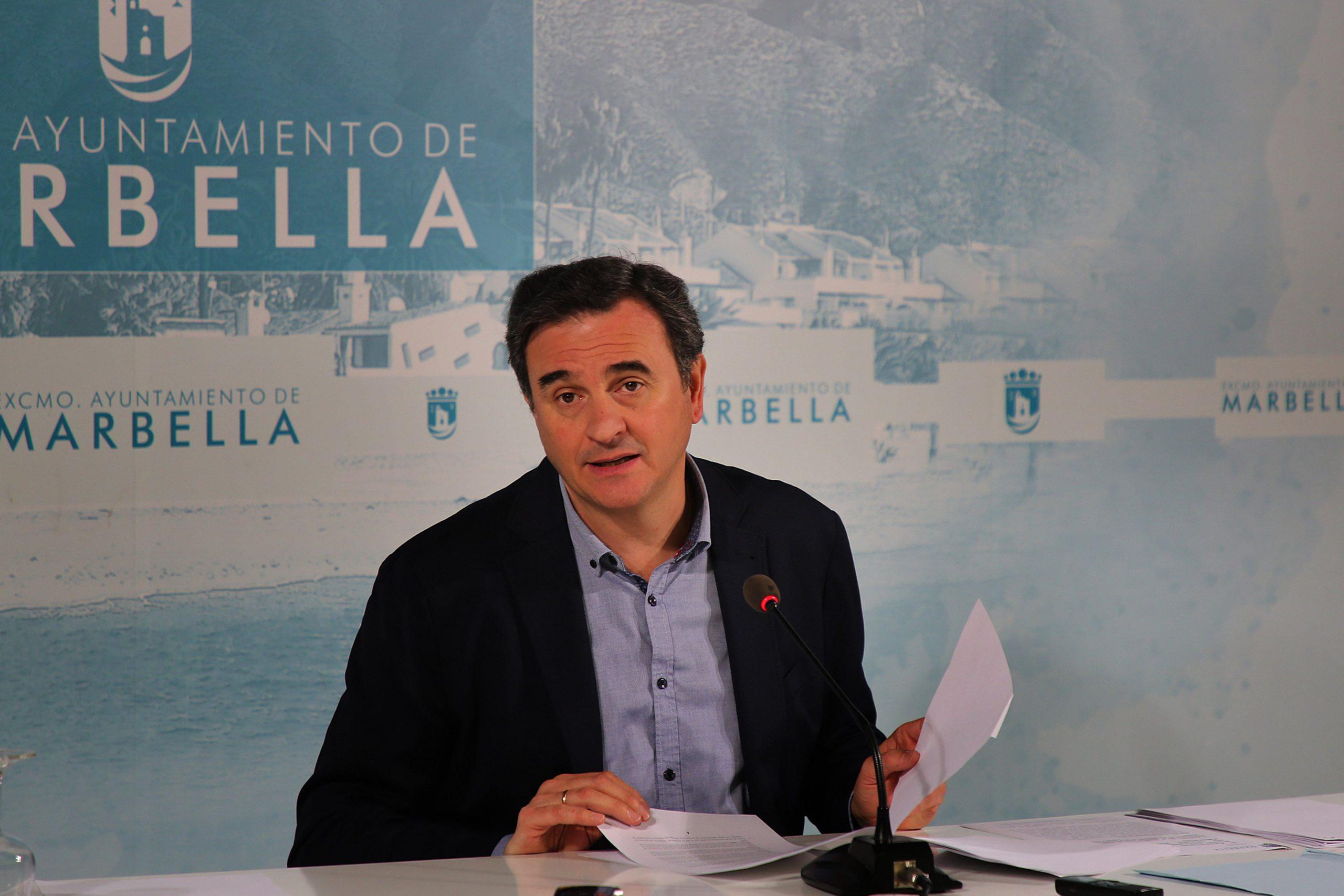 Ya se puede presentar desde mañana sugerencias al nuevo PGOU de Marbella