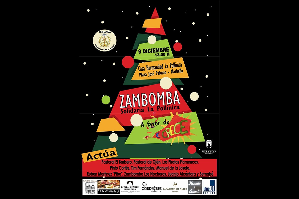 Zambomba Solidaria