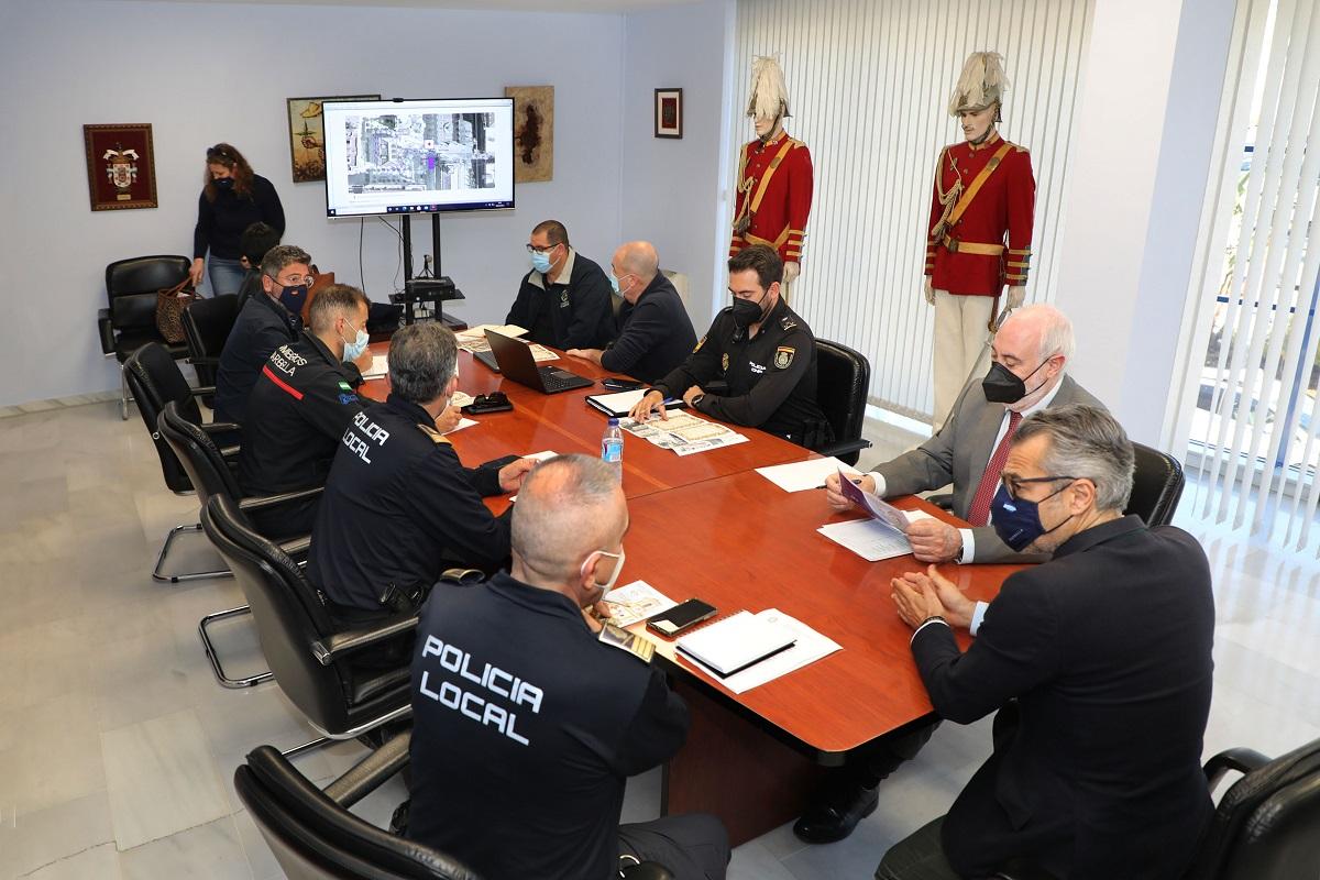 250 agentes evitarán botellones y tumultos en Marbella esta Semana Santa