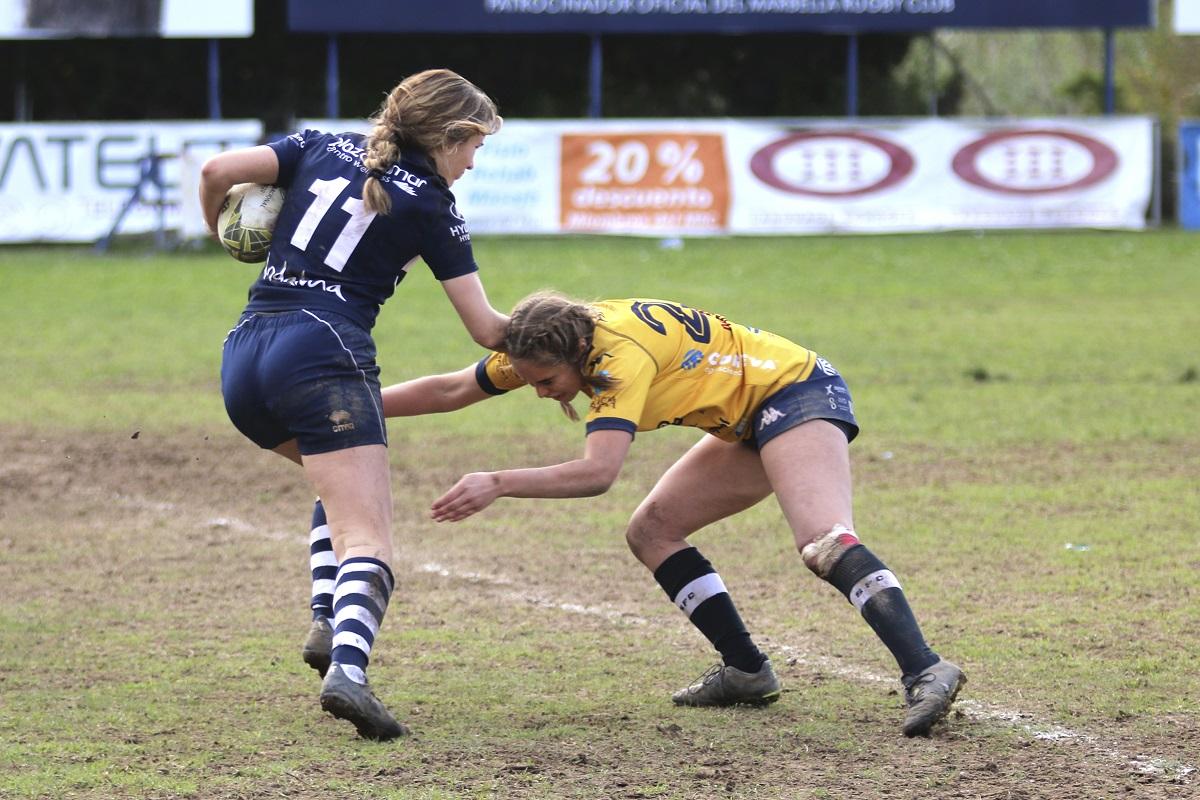 Exitazo del Torneo Femenino FAR 7s de rugby en el Bahía's Park
