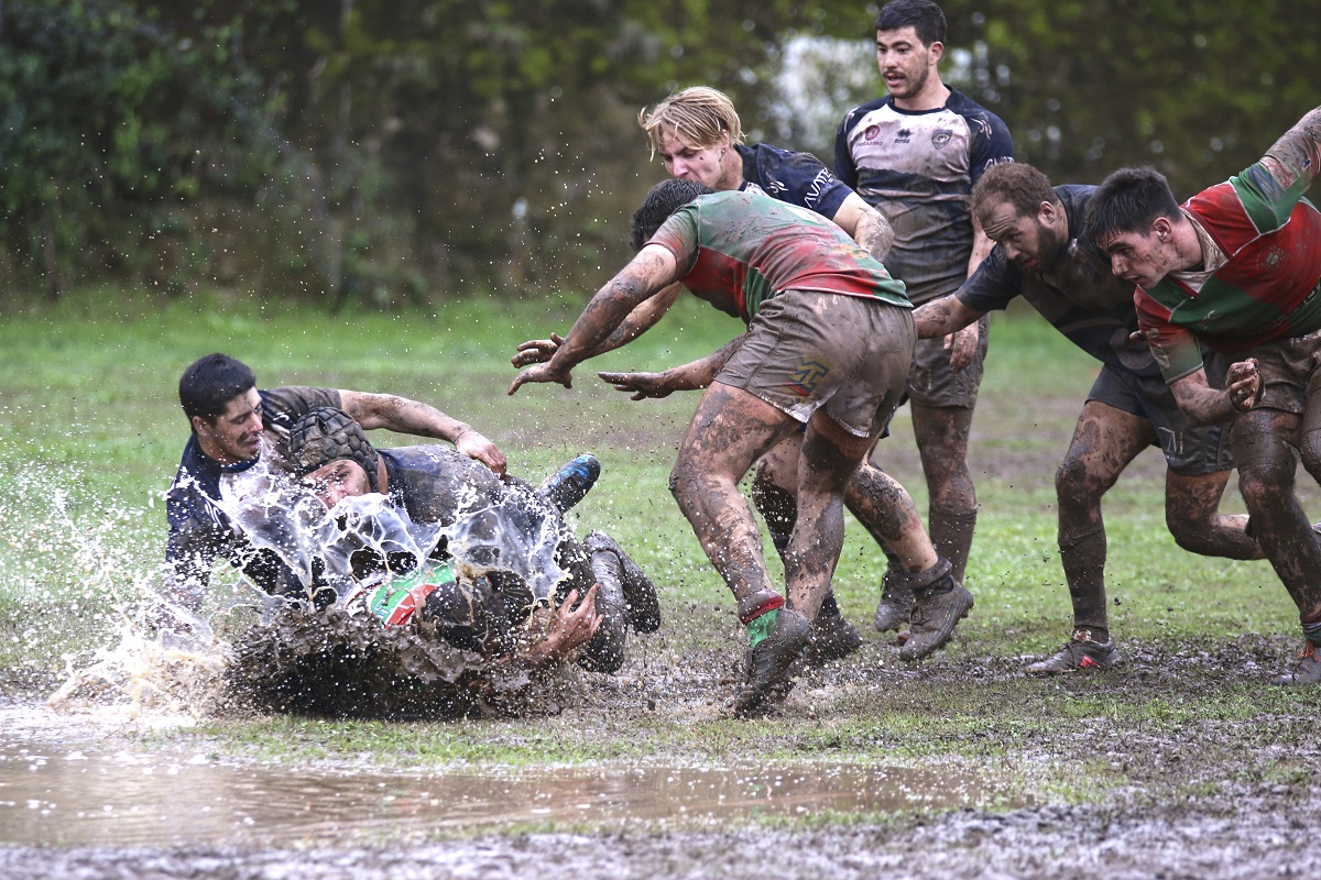 Gran victoria del Rugby Marbella para iniciar la segunda vuelta
