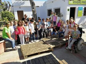 La FEMP premia el proyecto 'Un millón de árboles' de Diputación