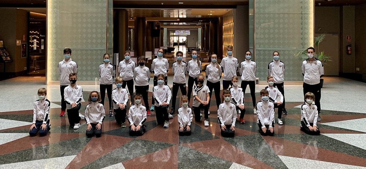 Olympic Karate Marbella suma 19 deportistas a la Selección Malagueña