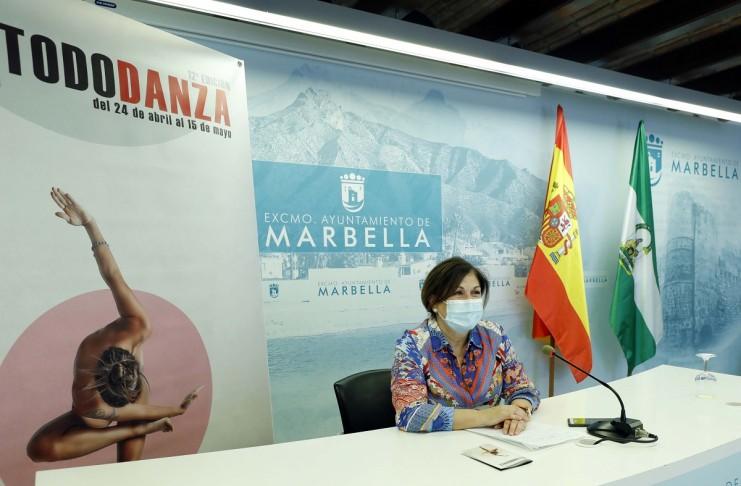 El Festival Marbella Todo Danza contara con tres estrenos