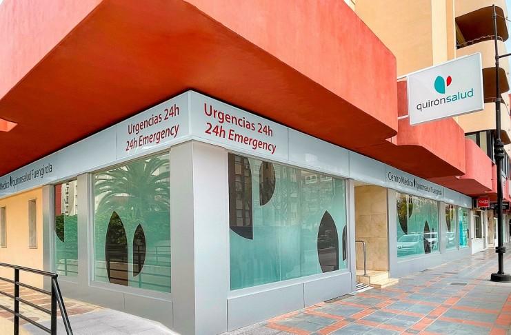 El Centro Medico Quironsalud Fuengirola refuerza su plantilla de especialistas en consulta
