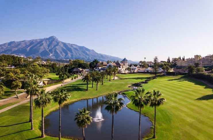 Los Naranjos Golf Club sede del Andalucia Costa del Sol Open de España