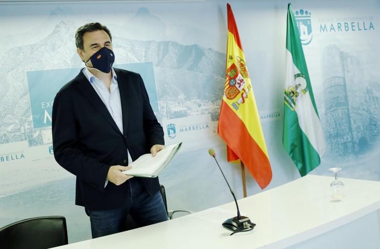 Marbella registra en el primer trimestre del año la apertura de mas de 200 nuevos negocios