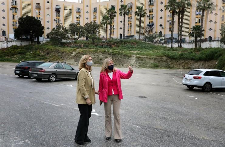 Plan de regeneracion urbana en Las Albarizas Marbella