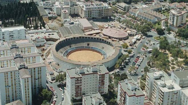 Plaza Toros Marbella