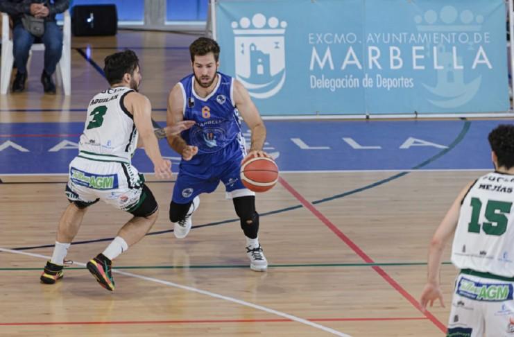 Sin relajacion el CB Marbella para la vuelta en Albacete