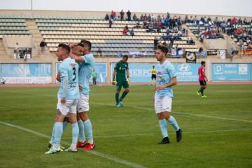 CD El Ejido 2012 vs Marbella FC