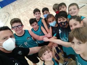 Las minis del Avatel Marbella Basket a las semifinales provinciales