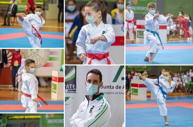 Olympic Karate Marbella se posiciona como el mejor club de España en 2021