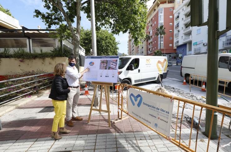 Resuelven mas de 150 incidencias en el Distrito Este de Marbella