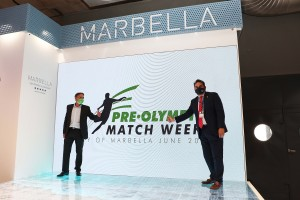 Turismo deportivo, motor de la marca Marbella, muy presente en Fitur