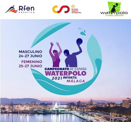 CAMPEONATO DE ESPAÑA INFANTIL 2021 WATERPOLO