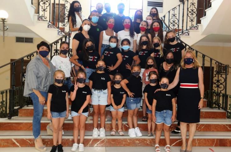Cinco academias de baile representaran a Marbella en Vive tu sueño