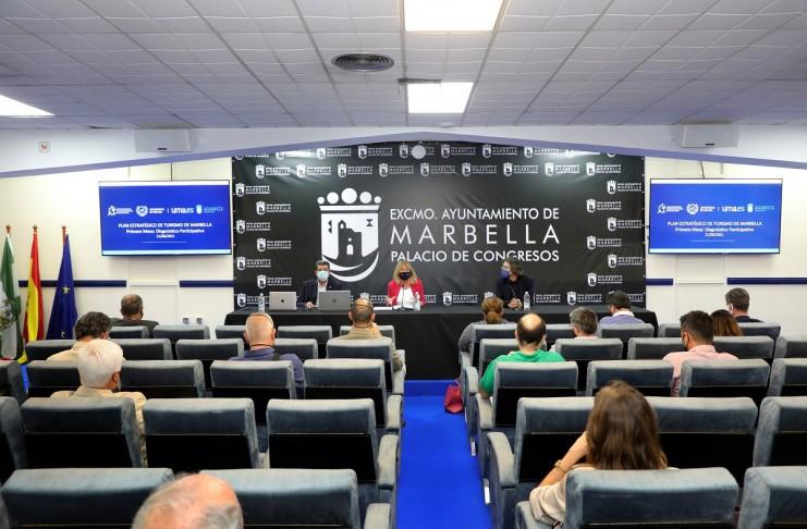 Futuro Plan Estrategico del Turismo de la ciudad de Marbella