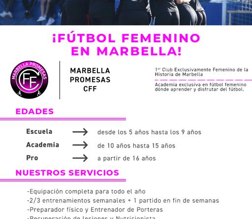 Marbella Club Futbol Femenino