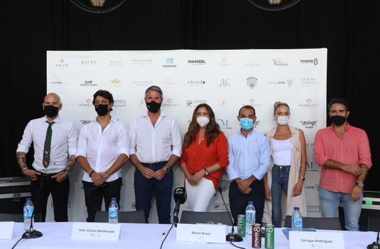 El Ayuntamiento apoya la nueva Gala de la Fundación Global Gift, que tendrá lugar el 26 de agosto en el Auditorio Marbella Arena.