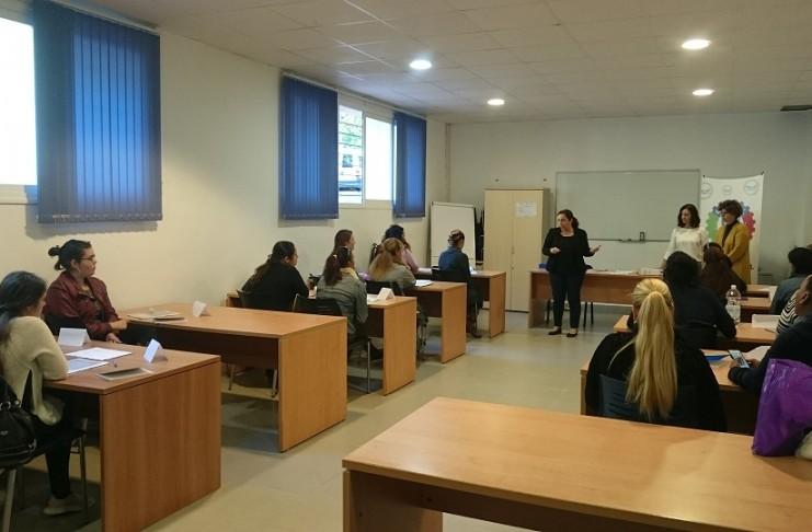 Tras finalizar el curso de Atención Sociosanitaria a Personas Dependientes en el Hogar, un total de 18 personas se han incorporado al mercado laboral