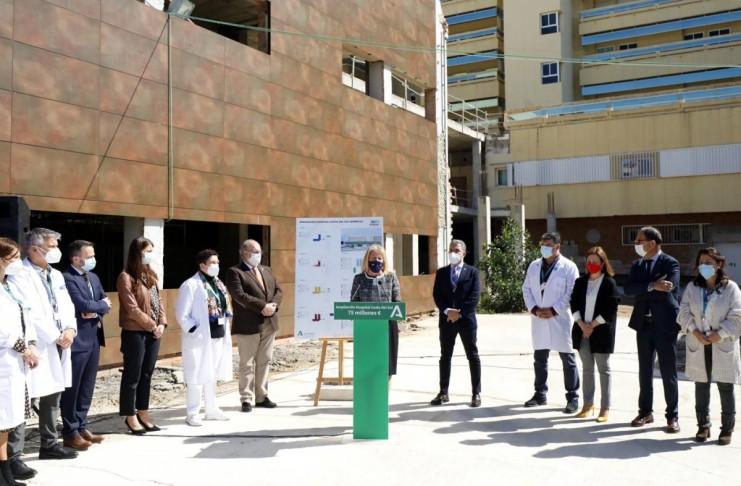 Ampliacion Hospital Costa del Sol