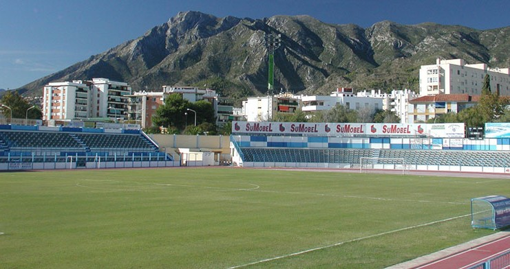 Estadio Municipal Antonio Lorenzo Cuevas