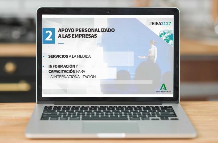 Internacionalizacion Andalucía